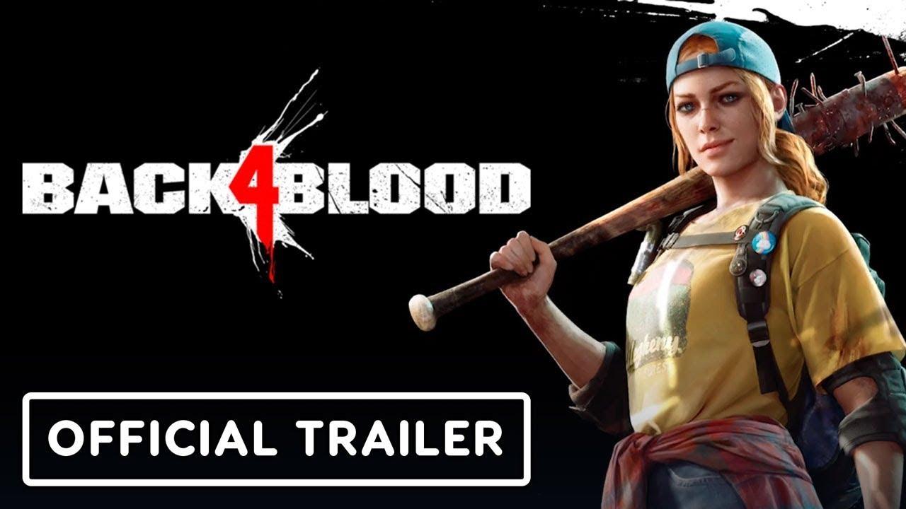 Back 4 Blood – Official Card System Trailer – IGN