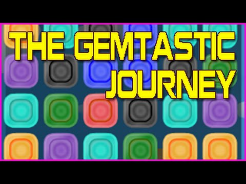 The Gemtastic Journey Level 1-16 Walkthrough