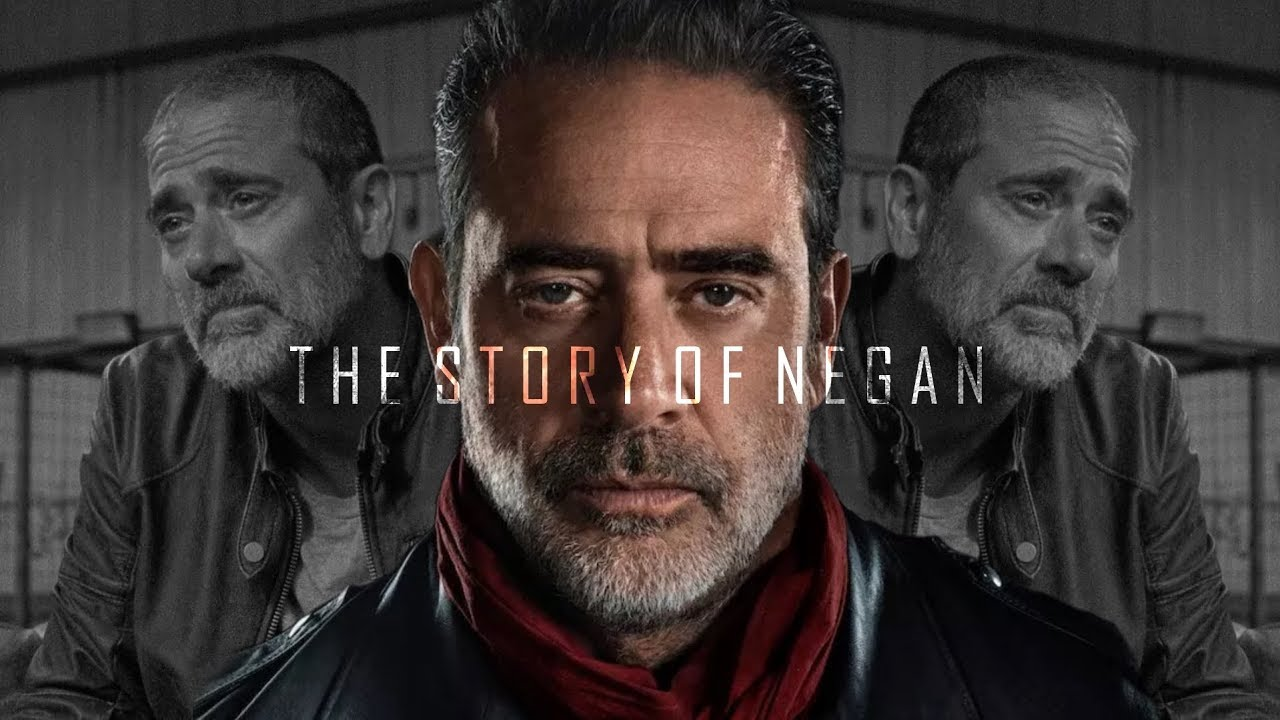 The Story of Negan