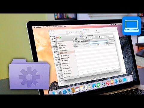 LAS CARPETAS INTELIGENTES de Mac (OS X)