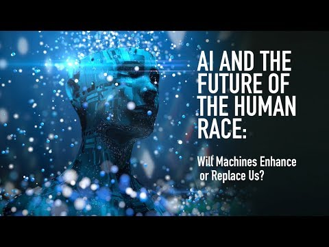 AI and the Future of the Human Race: Will Machines Enhance or Replace Us?