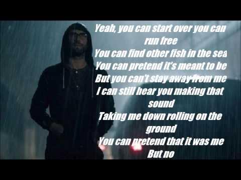 Maroon 5 - Animals (Lyric Video)