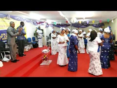CHURCH OF PENTECOST SPAIN WOMEN'S MINISTRY