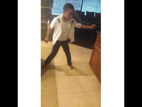Prince Dancing To Justin Timberlake