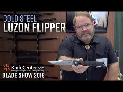 Blade Show 2018: Cold Steel Luzon
