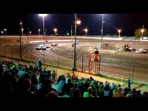 8/25/17 Sycamore Speedway - 6 Lap Spectator Trophy Dash