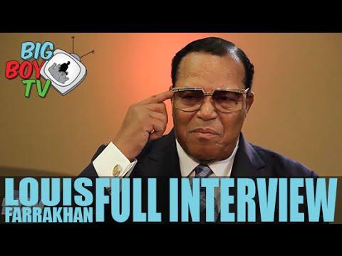 Minister Louis Farrakhan FULL INTERVIEW | BigBoyTV