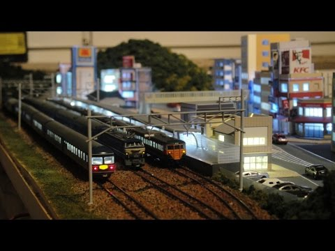 日本型Zゲージのススメ #3 / recommendation of Japanese Z-gauge #3