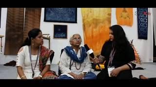 DR. Padmini Balaram , Heimtextil & Ambiente India 2017, Pragati Maidan, New Delhi