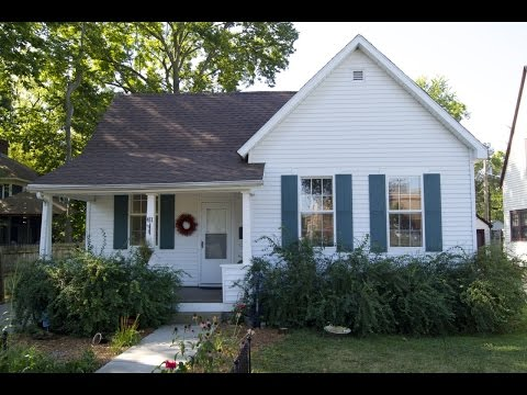 Cute Cottage Home for Sale Near Purdue 411 Meridian St West Lafayette IN