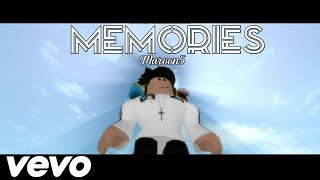 Memories - Maroon 5(Roblox music video)