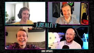 FReality Podcast - Break Update June 2021