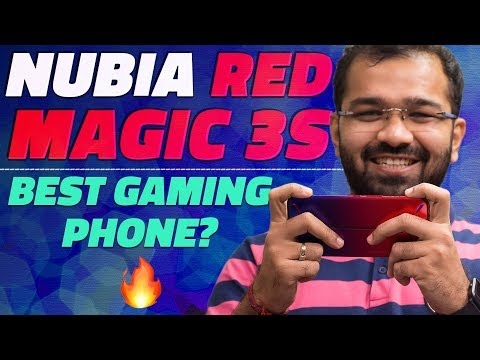 Nubia Red Magic 3S Review –The Best Gaming Smartphone in India?