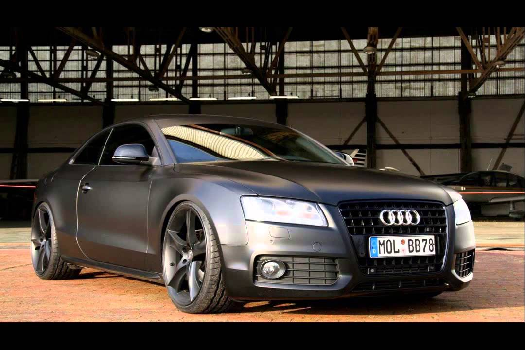 Used Audi A5 >> audi a5 tuning cars - YouTube