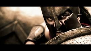 Боевая мощь Спарты  Отрывок из фильма 300 спартанцев