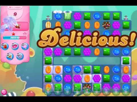 Candy crush saga level 4231 no boosters youtube - 1600 candy crush ...