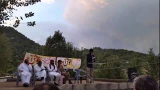 Poetry Mushaira safdar hayat khaksar 25.9.2015 at Akram abad 1