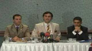 BAV BAŞKANI TARKAN YAVAŞ'IN BASIN TOPLANTISI 19/4/2007 (4)