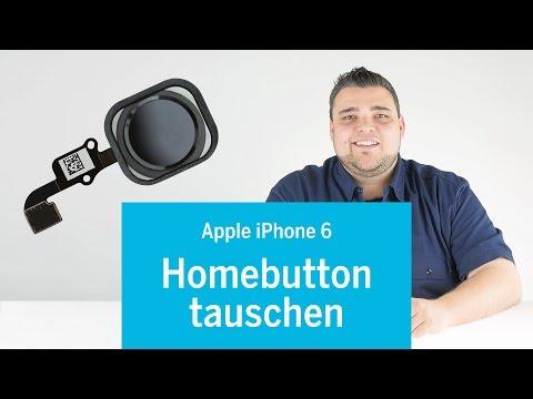 IPhone 6 – Homebutton Tauschen [ohne TouchID]