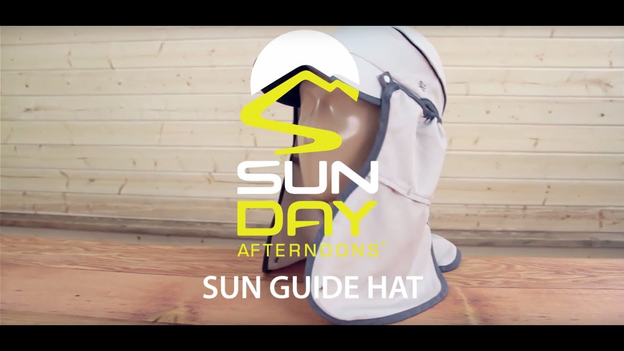 Sun Guide Cap - YouTube d5c903bc482