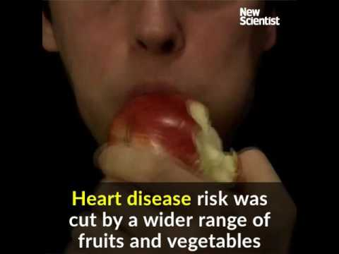 You should be eating 10 pieces of fruit or veg every day