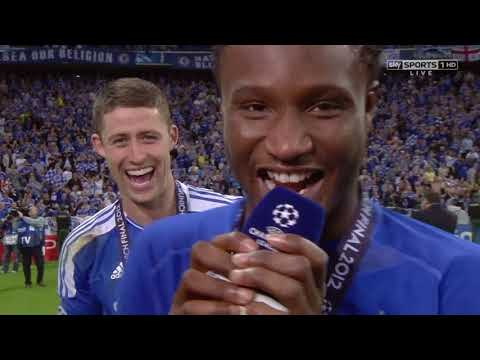 Chelsea vs Bayern Munich  - 2012 Champions League Final Post Match