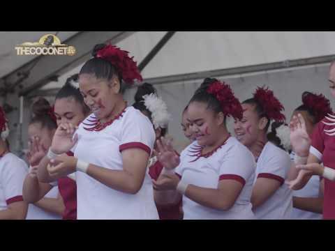 Polyfest 2018 - Samoa Stage:  Mcauley High School FULL Performance