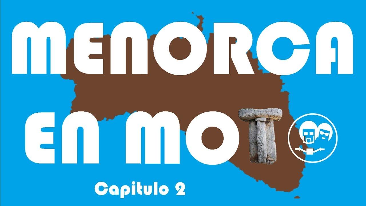 Menorca en moto Cap 2