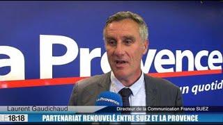 Suez et La Provence renforcent leur partenariat