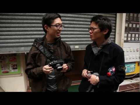 AnalogRev: Eric Kim with Leica M6 & M2