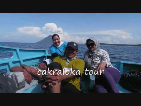 Cakraloka Tour | Paket Wisata Manado Bunaken Group Juri Festival Seni