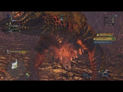 Monster Hunter: World ._.Farming