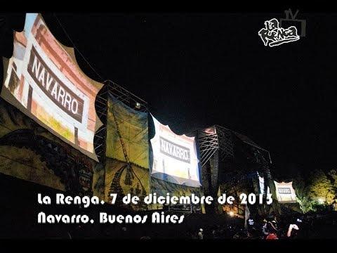 La Renga, 7 de Diciembre de 2013, Navarro, Buenos Aires