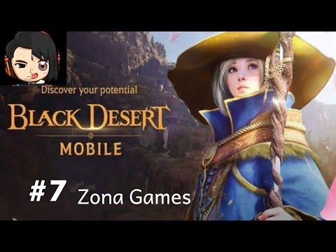 Black desert mobile mmorpg