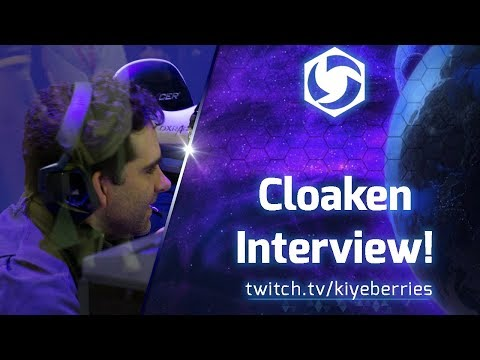"""Kevin """"Cloaken"""" Johnson on Stream! Deckard Cain facts info Nexus Lore! PAX East Heroes of the Storm"""