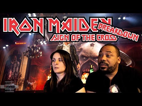 Iron Maiden sign of the cross live rock in rio!!