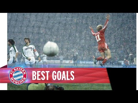 Rummenigge - Top 10 Goals