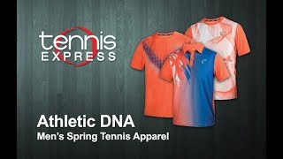 Athletic DNA Men's and Boys Spring Tennis Apparel | Tennis Express