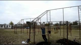 Турник. Тренировка-02.11.2011