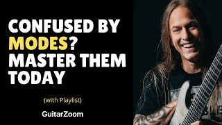 vuclip Confused by Modes? Master them TODAY (Steve Stine LIVE Guitar Lesson)