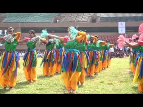 20TH Ranchi Zonal Athletic Meet 2016 Hosted By Metas SDA School -DVD- 01 - Part  2