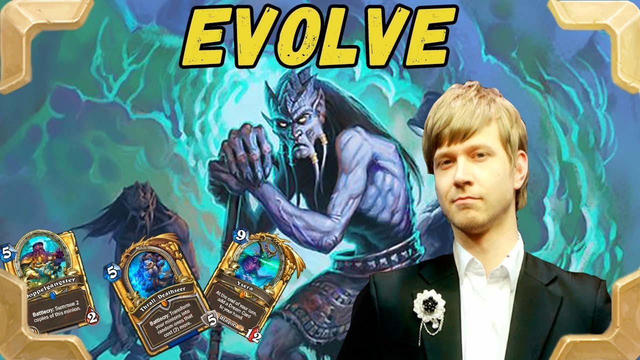Evolve Shaman Frozen Throne