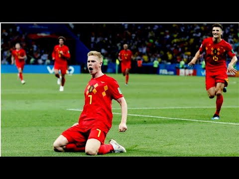 World Cup 2018 Commentary ● Ian Darke ● The Crazy One ● Wavin' Flag