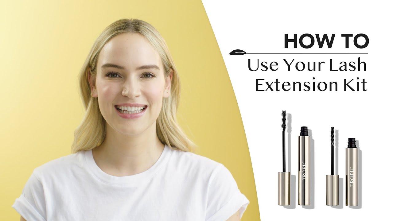 43865e2f122 Lash Extension Kit – Tropic Skincare