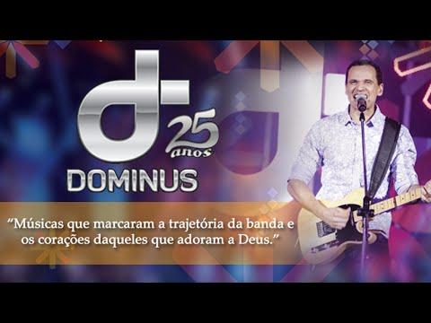 DVD Dominus 25 ANOS