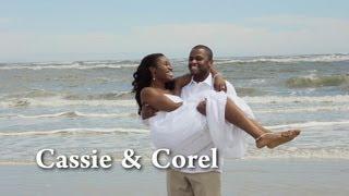 Destination Wedding - Cassie & Corel