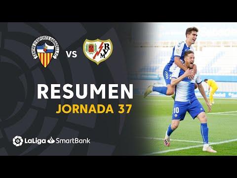 Sabadell CE Vallecano Goals And Highlights