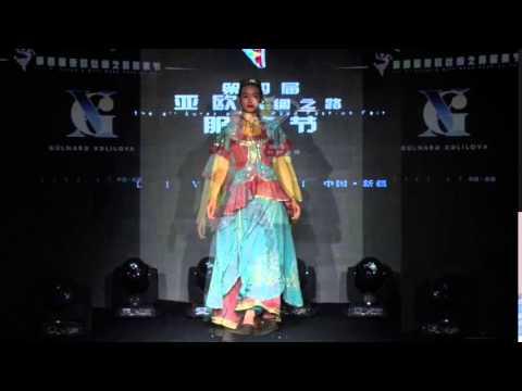 Gulnare Xelilova Moda Evi: China Fashion Week 2015 Milli Geyimler