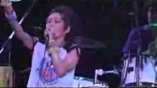 """2005年5月4日(祝・水) 大阪城ホール OSAKA ROCK CITY """"Fly The Flag"""" 隠..."""
