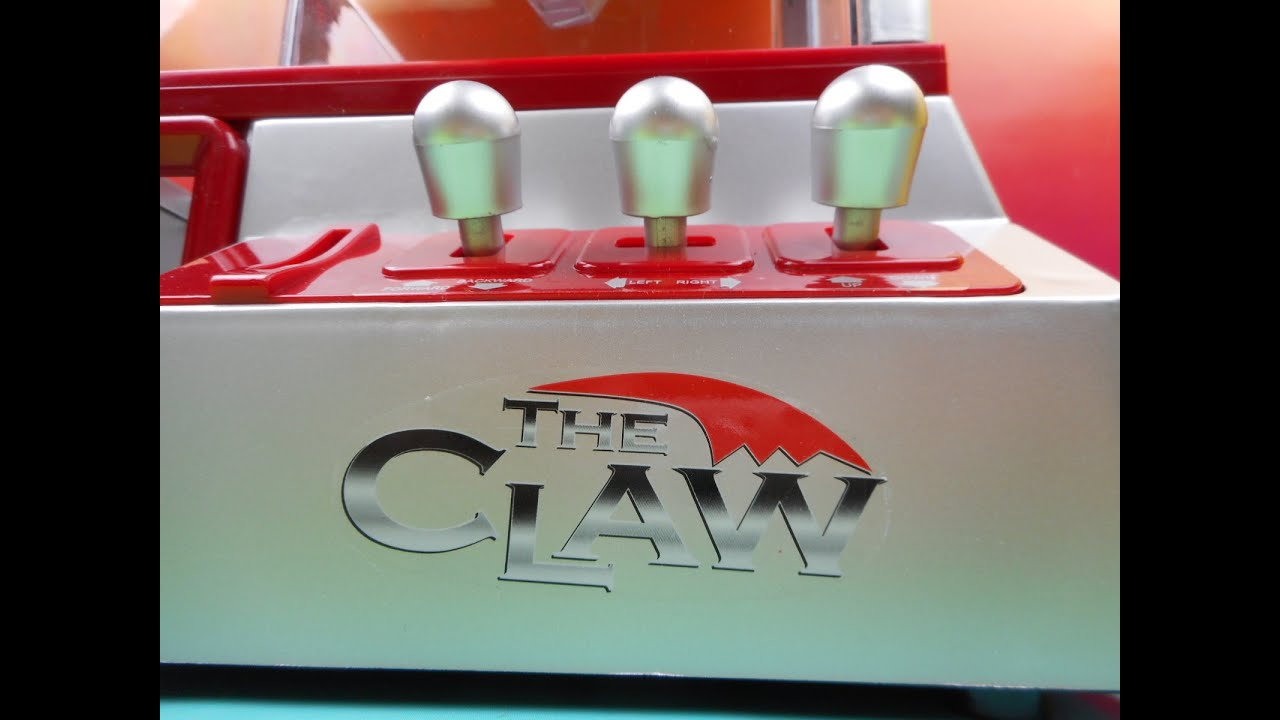the claw machine as seen on tv